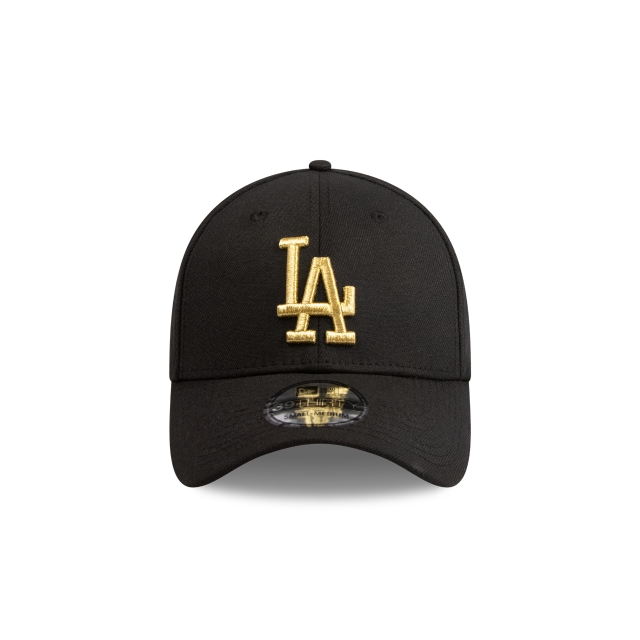 Los Angeles Dodgers Black And Gold 39THIRTY | Los Angeles Dodgers Hats | New Era Cap