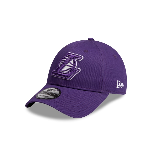 Los Angeles Lakers Purple Team Pop 9forty | New Era Cap