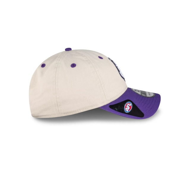 Fremantle Dockers Stone Authentic 9TWENTY | Fremantle Dockers Hats | New Era Cap