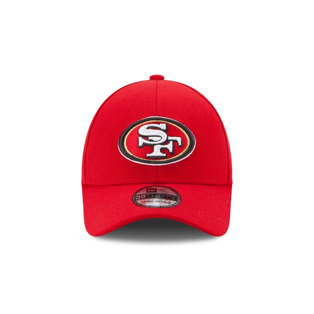 San Francisco 49ers Red 39THIRTY | San Francisco 49ers Hats | New Era Cap