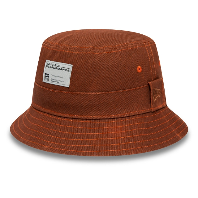 New Era Majotech Orange Colour Change Bucket | Majotech Hats | New Era Cap