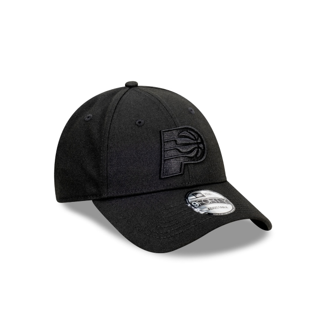 Indiana Pacers Black On Black 9FORTY | Indiana Pacers Hats | New Era Cap