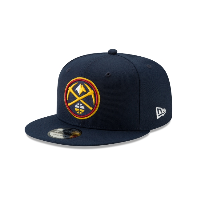 Denver Nuggets Official Team Colour 9FIFTY Snapback | Denver Nuggets Hats | New Era Cap