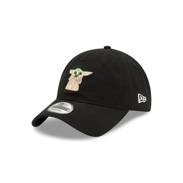 The Mandalorian Baby Yoda Soup Black 9twenty | New Era Cap