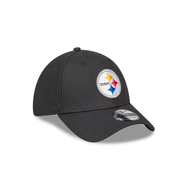 Pittsburgh Steelers Team Colour 39THIRTY | Pittsburgh Steelers Hats | New Era Cap