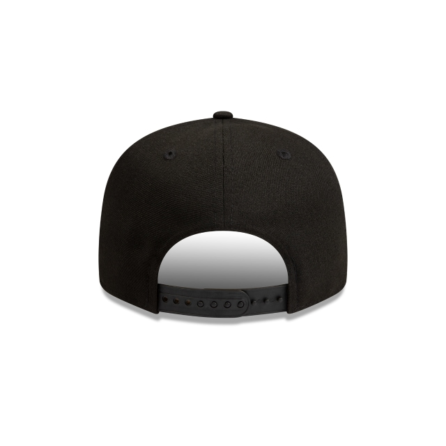New Era Essentials Black 9fifty Snapback | Essential Ss20 Caps | New Era Cap
