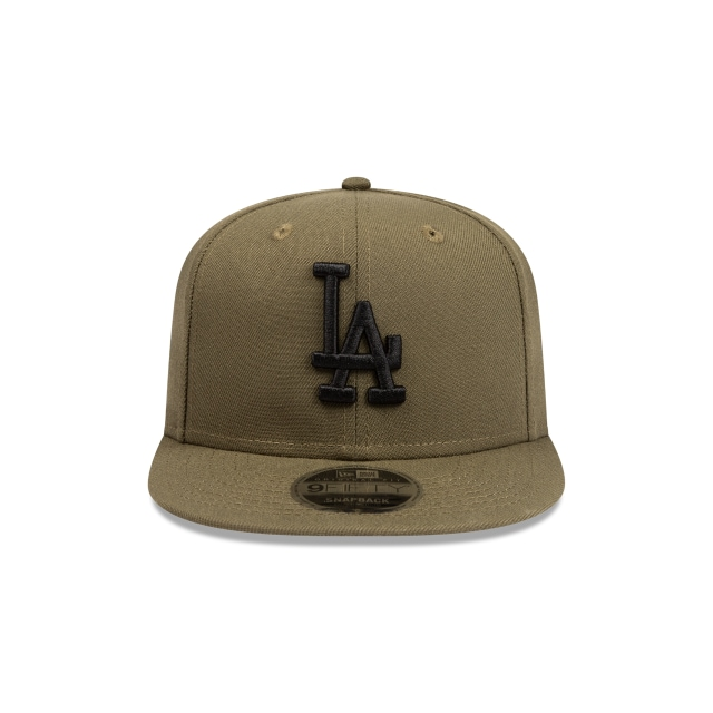 Los Angeles Dodgers Olive And Black Original Fit 9FIFTY | New York Yankees Hats | New Era Cap