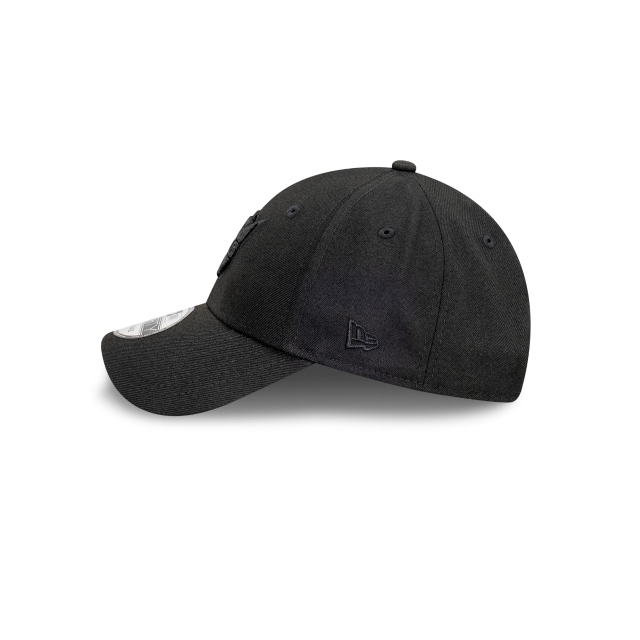 Sacramento Kings Black On Black 9FORTY | Sacramento Kings Hats | New Era Cap
