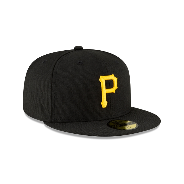 Pittsburgh Pirates Pink Undervisor 59FIFTY Fitted | Pittsburgh Pirates Hats | New Era Cap