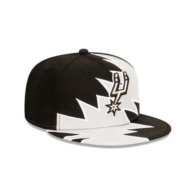 San Antonio Spurs NBA Flash Official Team Colours 9FIFTY Snapback | San Antonio Spurs Hats | New Era Cap