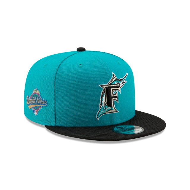 Florida Marlins Crystals From Swarovski World Series Patch 9fifty | New Era Cap