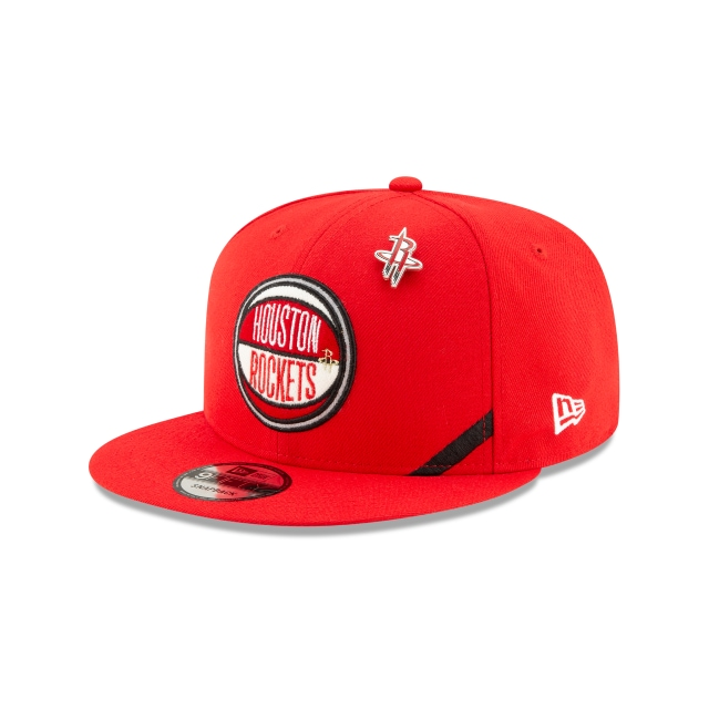 Houston Rockets Nba Authentics Draft Series 9fifty | New Era Cap
