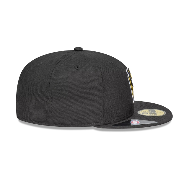 Richmond Tigers Team Colour 59FIFTY Fitted | Richmond Tigers Hats | New Era Cap