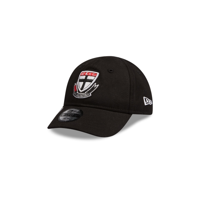 St Kilda Saints Black My 1st Infant 9forty | New Era Cap