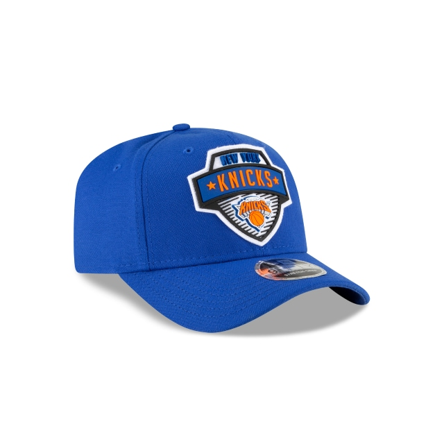 New York Knicks Tip Off Edition 9FIFTY Stretch Snapback | New York Knicks Hats | New Era Cap