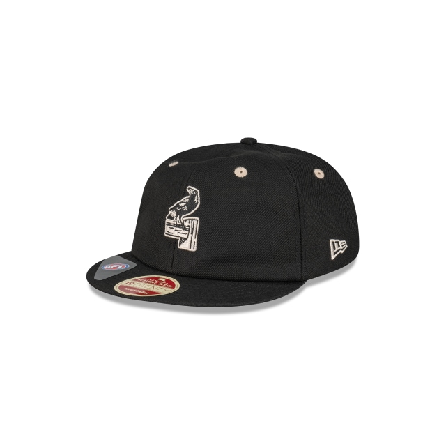 Collingwood Magpies 100 Year Anniversary Heritage 19TWENTY | Collingwood Magpies Hats | New Era Cap