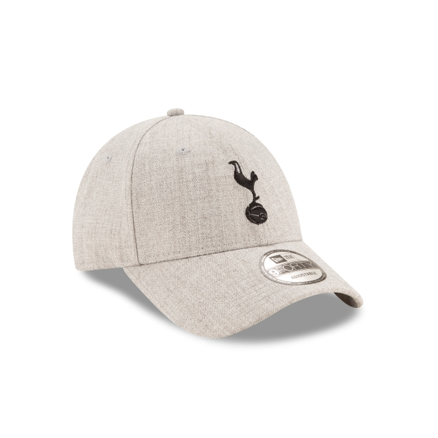 Tottenham Hotspur Heather Grey 9forty | Soccer Teams Caps | New Era Cap