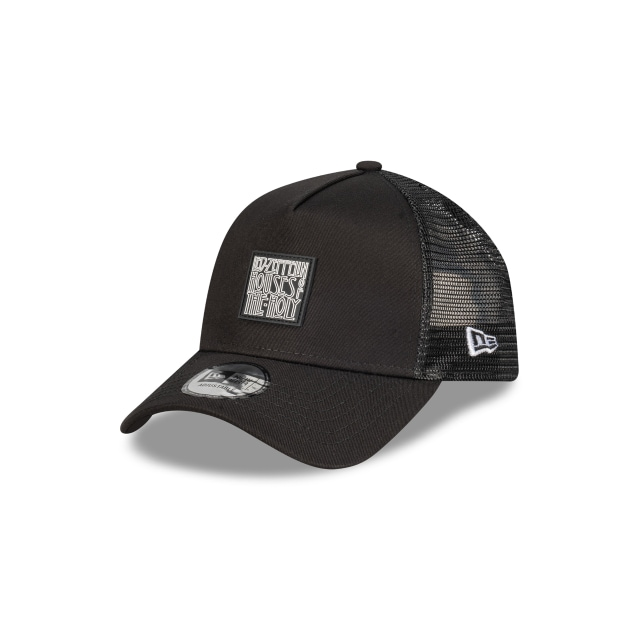 Led Zeppelin Black K-frame 9FORTY | Led Zeppelin Hats | New Era Cap