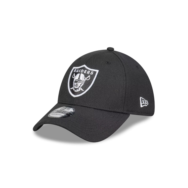 Las Vegas Raiders Team Colour 39THIRTY | Las Vegas Raiders Hats | New Era Cap