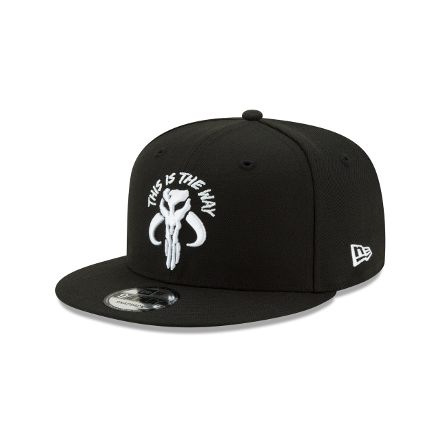 The Mandalorian Black This Is The Way 9fifty | New Era Cap