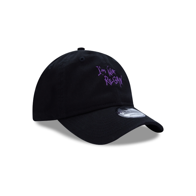The Exorcist Black 9forty Unstructured | Wb Exorcist Fw19 Caps | New Era Cap