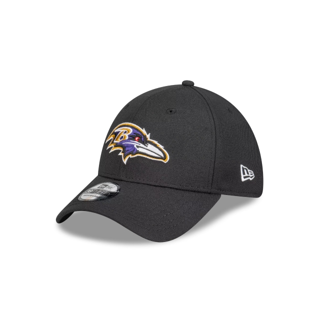 Baltimore Ravens Team Colour 39THIRTY | Baltimore Ravens Hats | New Era Cap