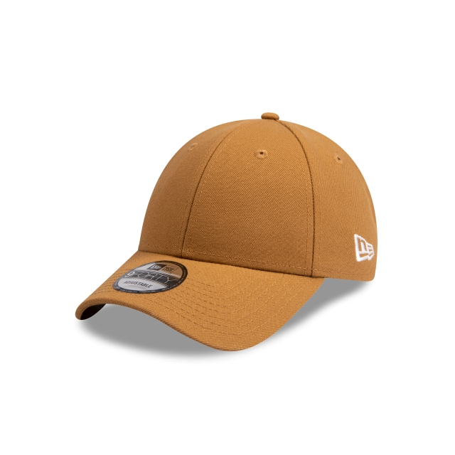 New Era Essentials Wheat 9FORTY Snapback | New Era Essentials Hats | New Era Cap