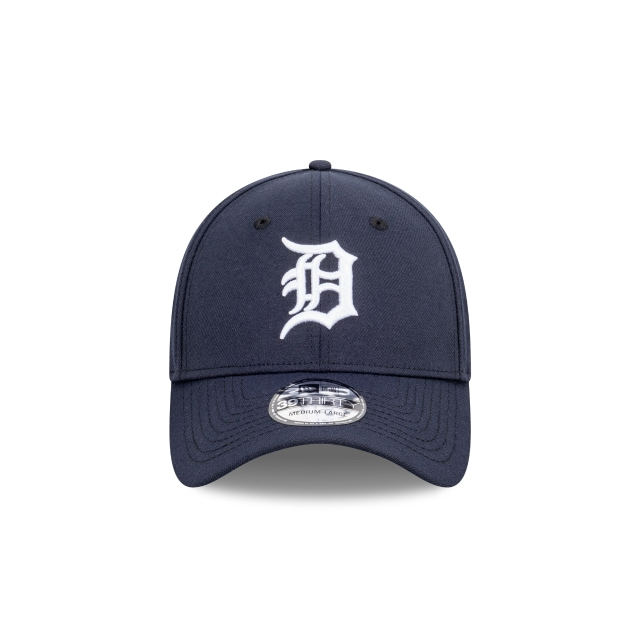 Detroit Tigers Official Team Colour 39THIRTY | Detroit Tigers Hats | New Era Cap