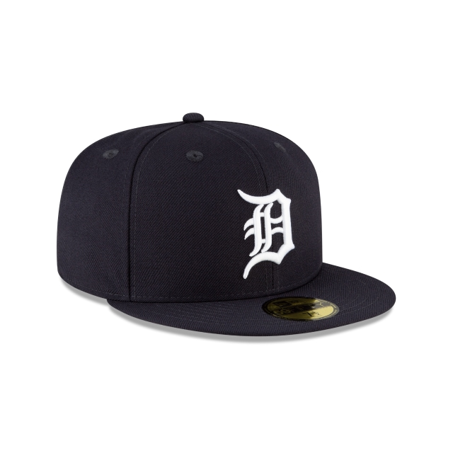 Detroit Tigers Pink Undervisor 59FIFTY Fitted | Detroit Tigers Hats | New Era Cap