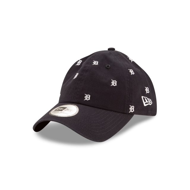 Detroit Tigers Navy Mini Logo Casual Classic | Detroit Tigers Hats | New Era Cap