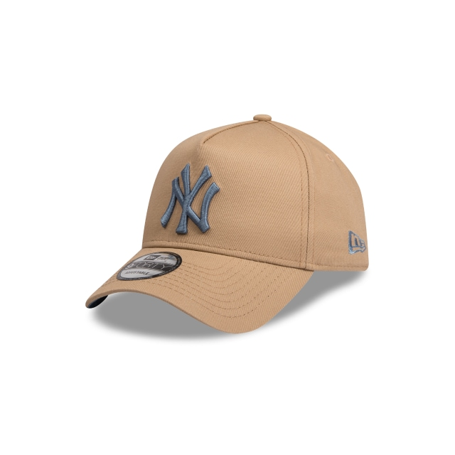 New York Yankees Camel Dust Blue 9forty A-frame | New Era Cap