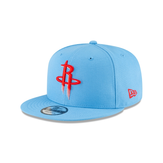 Houston Rockets NBA City Edition Alt 9FIFTY Snapback | Houston Rockets Hats | New Era Cap