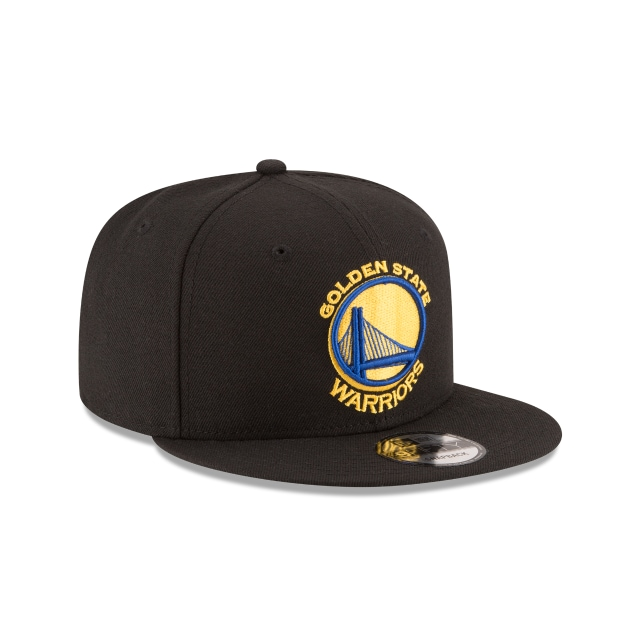 Golden State Warriors Official Team Colour 9FIFTY Snapback | Golden State Warriors Hats | New Era Cap