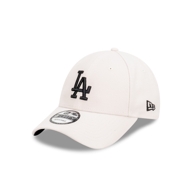 Los Angeles Dodgers Stone And Black 9FORTY | Los Angeles Dodgers Hats | New Era Cap