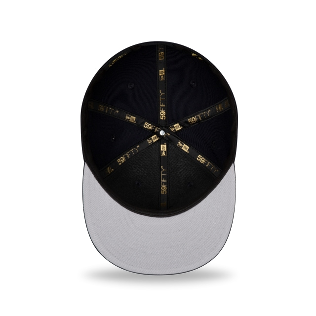 New York Yankees Flawless Logo 59FIFTY Fitted | New York Yankees Hats | New Era Cap