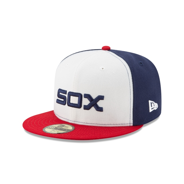Chicago White Sox Authentic Collection Alternate 59FIFTY Fitted | Chicago White Sox Hats | New Era Cap