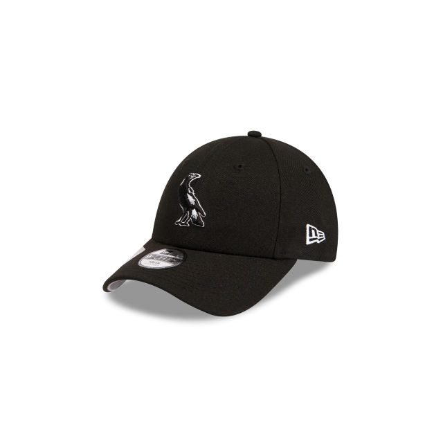 Collingwood Magpies Black Youth 9forty | New Era Cap