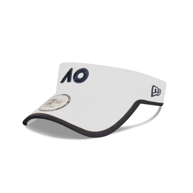 Australian Open 2021 White Performance Visor | Australian Open 2021 Hats | New Era Cap