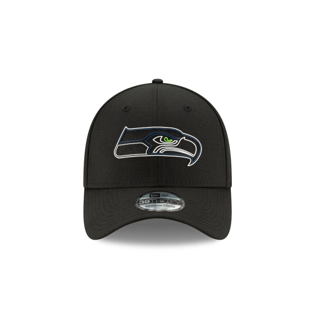 Seattle Seahawks Official NFL Draft 39THIRTY Stretch Fit | Seattle Seahawks Hats | New Era Cap