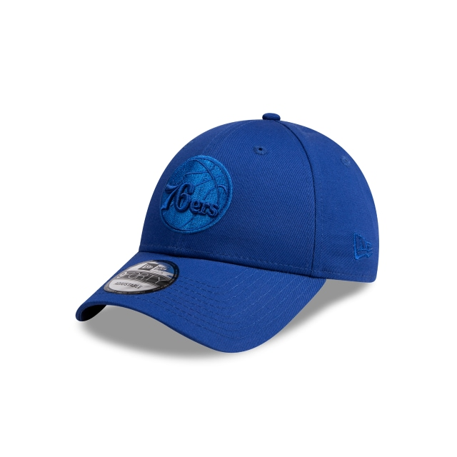 Philadelphia 76ers Blue Tonal Pop 9forty | New Era Cap