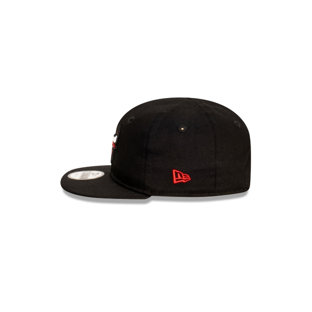 Chicago Bulls Official Team Colours My 1st Infant 9FIFTY | Chicago Bulls Hats | New Era Cap