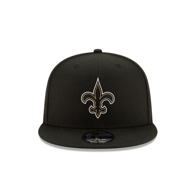 New Orleans Saints Official NFL Draft 9FIFTY Snapback | New Orleans Saints Hats | New Era Cap