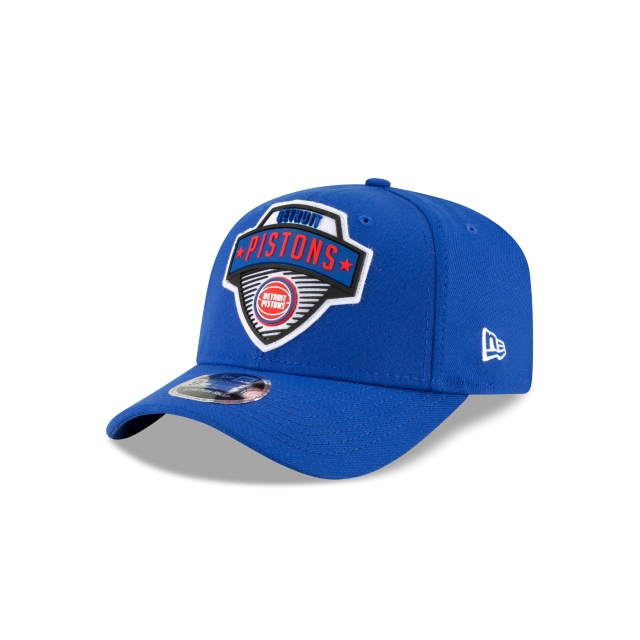 Detroit Pistons Tip Off Edition 9FIFTY Stretch Snapback | Detroit Pistons Hats | New Era Cap