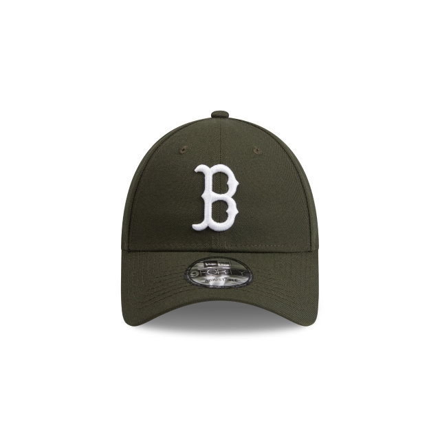 Boston Red Sox Dark Seaweed 9FORTY | Boston Red Sox Hats | New Era Cap