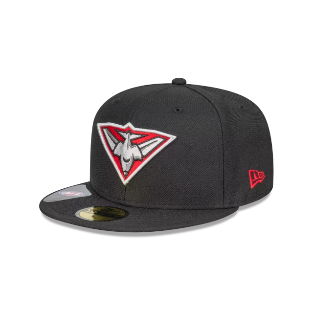 Essendon Bombers Team Colour 59FIFTY Fitted | Essendon Bombers Hats | New Era Cap