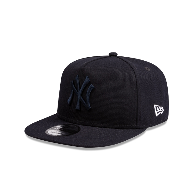 New York Yankees Navy Tonal 9fifty A-frame | New Era Cap