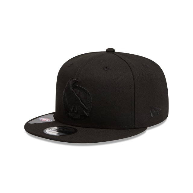 Collingwood Magpies Black 9fifty | New Era Cap