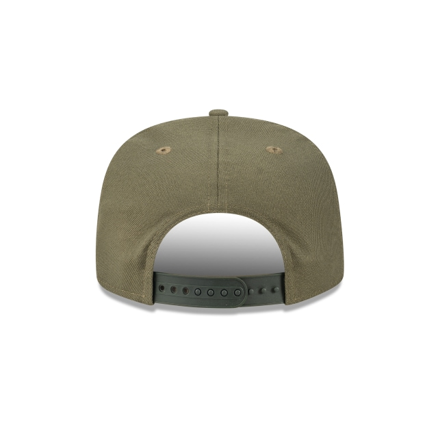 Brisbane Broncos Olive Original Fit 9FIFTY Snapback | Brisbane Broncos Hats | New Era Cap