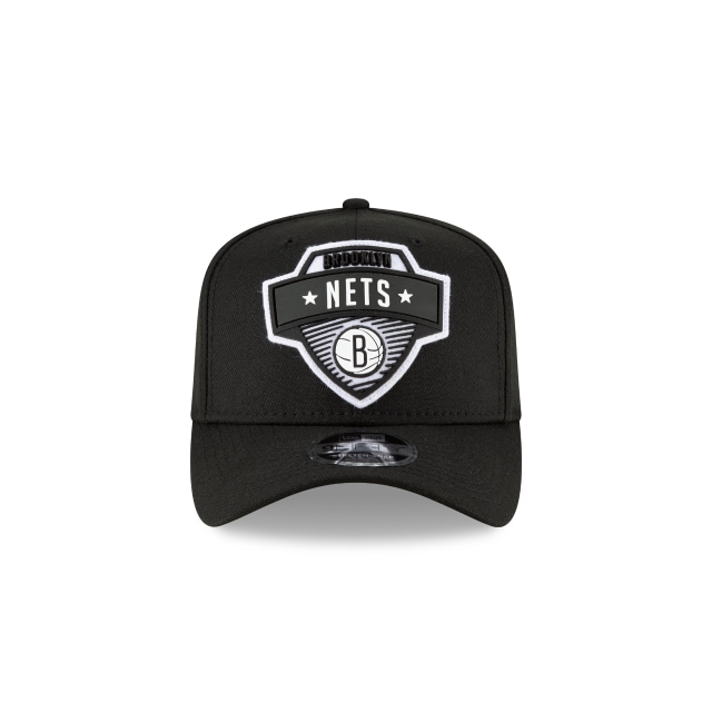 Brooklyn Nets Tip Off Edition 9FIFTY Stretch Snapback | Brooklyn Nets Hats | New Era Cap