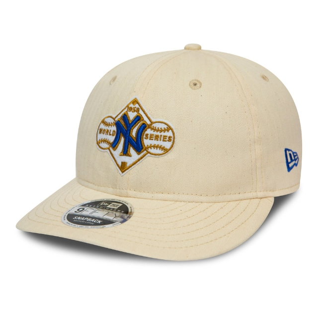 New York Yankees Cooperstown Retro Crown 9FIFTY | New York Yankees Hats | New Era Cap